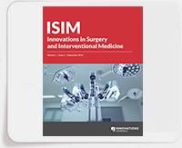 Journal of Innovations in Surgery and Interventional Medicine (ISIM)